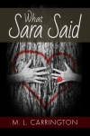 What Sara Said ebook cover_FINAL RGB