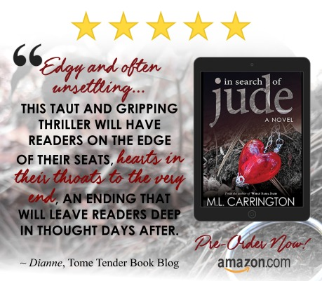 """""""Edgy and often unsettling... this taut and gripping thriller will have readers on the edge of their seats, hearts in their throats to the very end, and ending that will leave the readers deep in thought days after."""